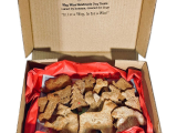 Advent Dog Biscuit Box