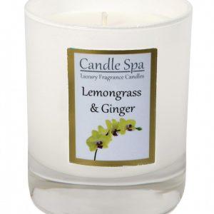 20cl Lemongrass & Ginger Candle