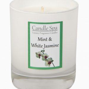 20cl Mint & White Jasmine Cndle