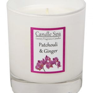 30cl Patchouli & Ginger Candle
