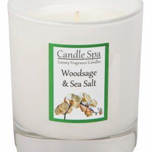 30cl Woodsage & Sea Salt Candle