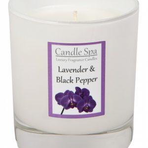 30cl Lavender & Black Pepper Candle