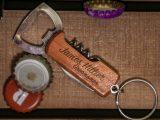 Beer opener | Custom bottle opener | Personalised Opener | Engraved Corkscrew | Keyring bottle opener | Keychain knife | Personalised Christmas Present
