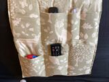 7 Pocket Chair, Sofa Caddy, Remote or Phone Holder/ Remote Control Holder/ Chair phone holder